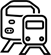 Rail Vehicle Train Icon